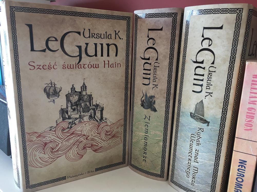 """Słowo """"las"""" znaczy """"świat"""", Ursula K. le Guin"""
